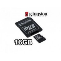 MEMORIAS KINGSTON MICRO SD 16GB SDC4/16GB