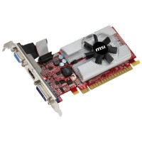 PLACAS DE VIDEOS MSI GEFORCE GT520 2 GB DDR3 N520GT-MD2GD3/LP