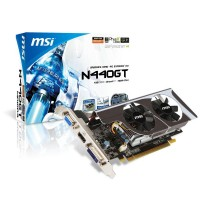 PLACAS DE VIDEOS MSI GEFORCE N440GT-MD1GD3/LP  1 GB DDR3