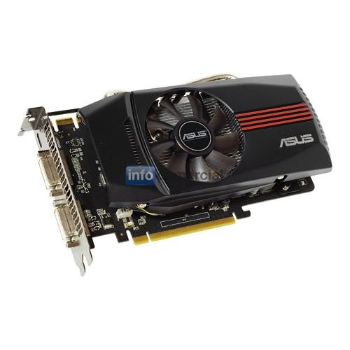 PLACAS DE VIDEOS ASUS GEFORCE GTX560 1 GB GDDR5 ENGTX560 DC/2DI/1GD5