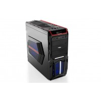 GABINETES SENTEY OPTIMUS BLACK GS-6000-001