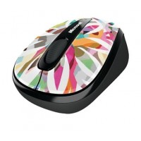 MOUSES Microsoft 3500 Wireless Diseño Kirra Jameson USB GMF-00098