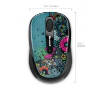 MOUSES Microsoft 3500 Wireless Diseño Artist edition USB GMF-00095