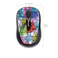 MOUSES Microsoft 3500 Wireless Diseño Artist edition USB GMF-00097