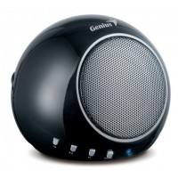 PARLANTES GENIUS SP-I300 CON BATERIA REPRODUCE MP3