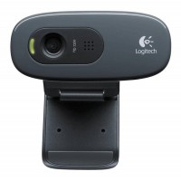 CAMARAS WEB LOGITECH HD C270 HD 720P/3MB PHOTOS