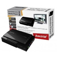 REPRODUCTORES KWORLD HOME MEDIA CENTER MEDIA PLAYER M102