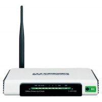 CONECTIVIDAD TP-LINK TL-WR743ND  Router Cliente / AP Inal�mbrico