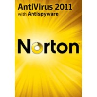 SOFTWARE ORIGINAL NORTON ANTIVIRUS 2011 NAV 2011 SL 1U MM