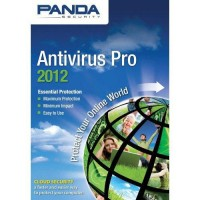 SOFTWARE ORIGINAL PANDA ANTIVIRUS PRO 2012 DVD BOX (1 LICENCIA) 1 A�O ESPA�OL