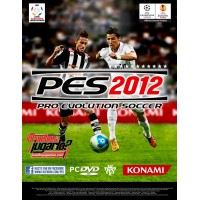 SOFTWARE ORIGINAL PRO EVOLUTION SOCCER PES 2012 BOX ORIGINAL