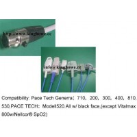Spo2 sensor for Pace Tech patient monitor