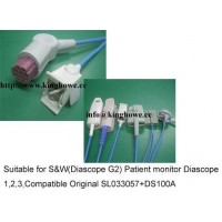 Spo2 sensor for S&W (Artema) patient monitor