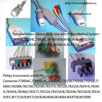 ECG cable for HP series