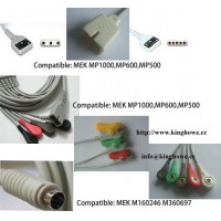 ECG cable for MEK