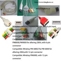 ECG cable for mindray