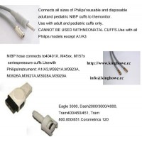 NIBP extension tube(Air hose)