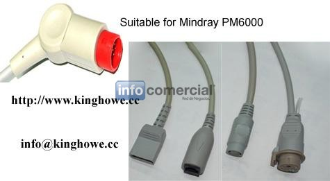 IBP cable for Mindray