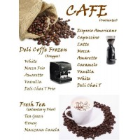 cafe en especialidades