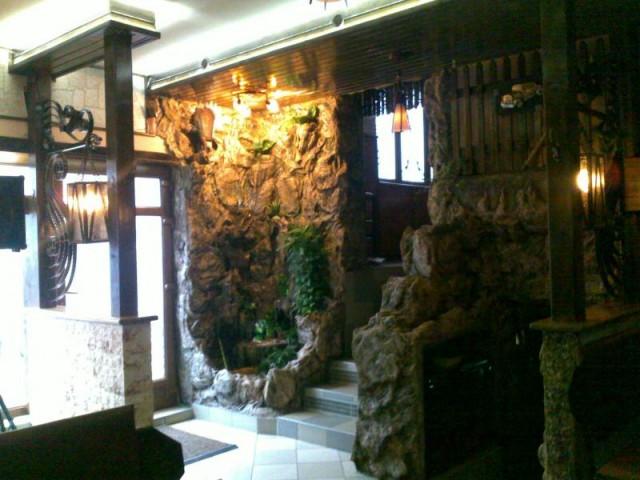 cascadas artificiales para interiores