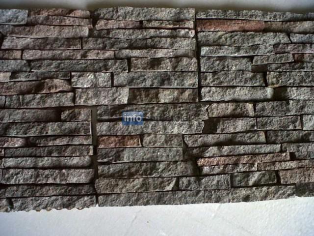 Revestimiento de piedra natural for Revestimiento de piedra