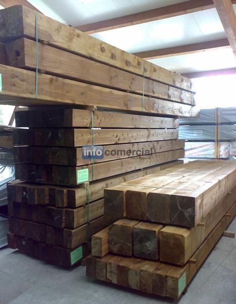 Madera dura al mayor en venezuela - Vigas madera precios ...