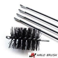 Wire chimney sweep brush/  Chimney & Flue Sweeping Brushes