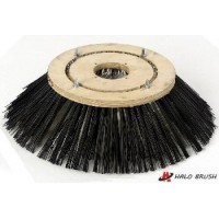 Gutter brush, Plate brush, tube brush, gutter brush, side brush, cassette, road sweeper