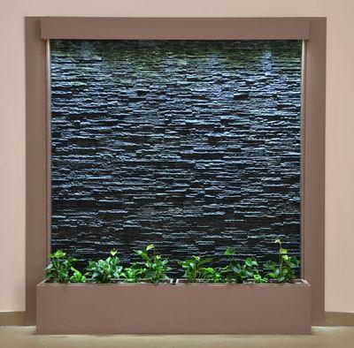Pin muro de agua on pinterest - Muro de agua ...
