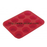 silicone chocolate/butter mould &  ice cube tray.
