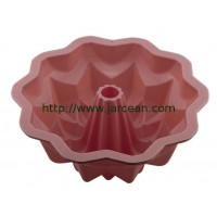 FDA&LFGB silicone cake/bread/loaf mould & baking pan