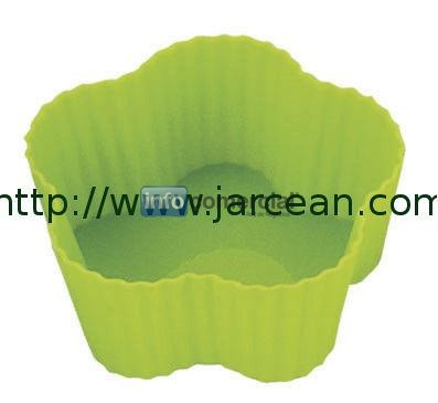 FDA&LFGB silicone cake/bread/loaf mould & cup baking mould
