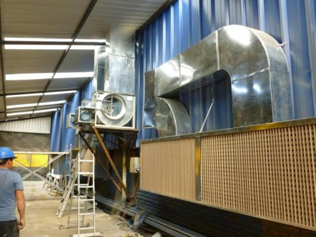 Cabinas de pintura ventilacin - Venta de cabinas de pintura ...
