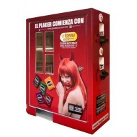 Maquina Vending de Condones Modelo mini 2 resortes