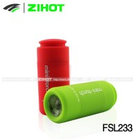 USB LED rechargeable mini plastic flashlight, torch, promotion gift
