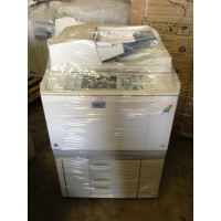 RICOH MPC 6501 --- Print/Scan & Finisher --- Ricoh Aficio MPC 6501