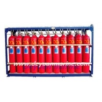 Portable ABC Powder Fire Extinguisher