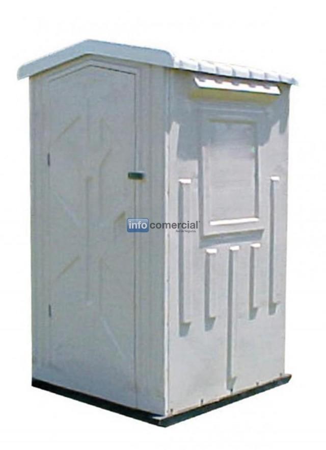 Puertas para ba o de fibra de vidrio for Casetas para banos
