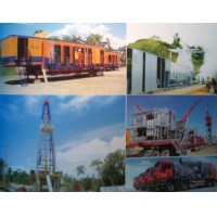 Oil and Gas Engineering and Oilfield Technology Services