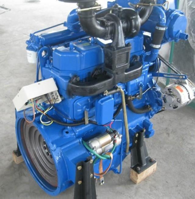 Motor Marino Ricardo R4105zc