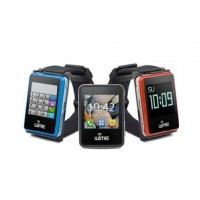 HOT SALE 4G nano smart watch cell phone (mp3 play,bluetooth)