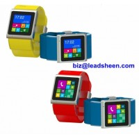 3G Android 4.0 Smart Watch phone with GPS,wifi