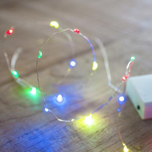 de hadas del rgb fiesta hotel luz led de navidad al aire libre jardin