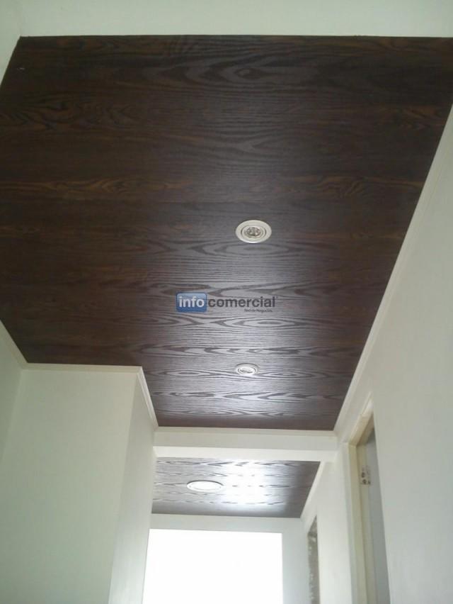 Cielo raso techo drywall en lamina de pvc para interiores for Laminas para techos interiores