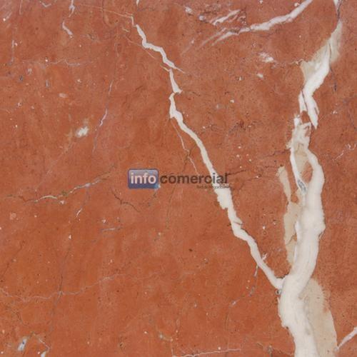Rojo alicante marmol for Suelo marmol rojo