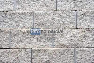 Revestimiento rustico silmil bloque for Baldosones de cemento