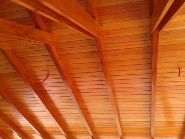 Techos y estructuras de madera - Estructuras de madera para techos ...