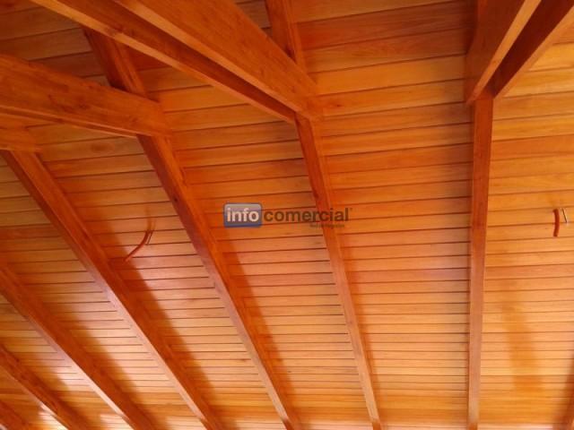 Techos y estructuras de madera - Precio techo madera ...