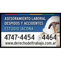 Consulta Laboral Abogado por despido o accidente