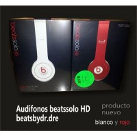 Audifonos beatssolo HD beatsbydr